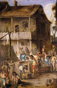 Cornelis de Wael [Public domain], via Wikimedia Commons
