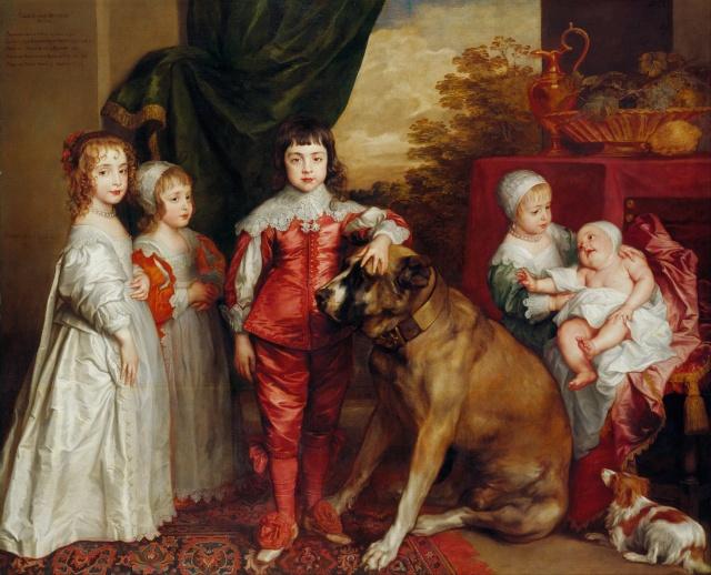 Anthony_van_Dyck_-_Five_Eldest_Children_of_Charles_I_-_Google_Art_Project