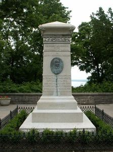 """Laury Ingersoll Secord Monument db"". Licensed under CC BY-SA 3.0 via Wikimedia Commons - http://commons.wikimedia.org/wiki/File:Laury_Ingersoll_Secord_Monument_db.jpg#mediaviewer/File:Laury_Ingersoll_Secord_Monument_db.jpg"