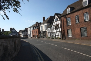 Church Street at Upton-Upon-Severn