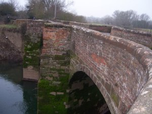 Historic Powick Bridge