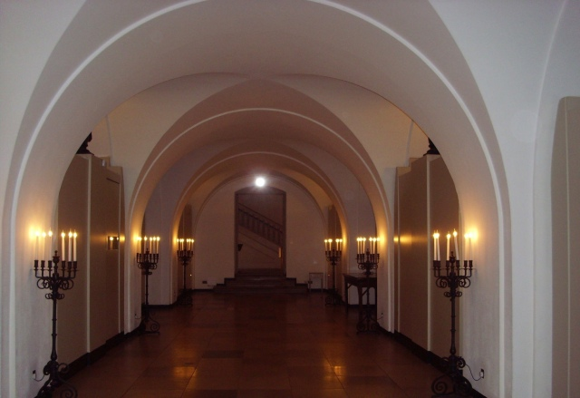 The Undercroft (vaulted basement)