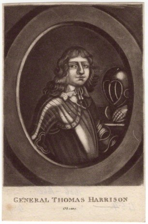 NPG D2954; Thomas Harrison after Unknown artist
