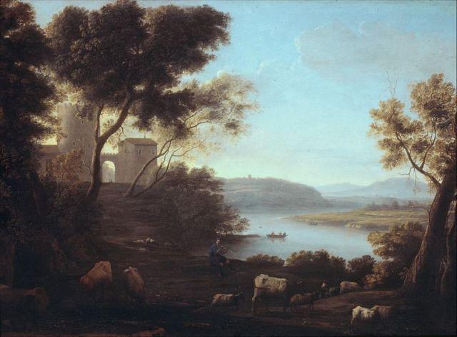 La_campiña_romana,1639,_Claude_Lorrain