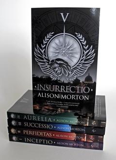 RomaNova 5 books_med