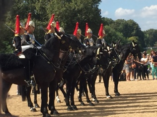 The Horse Guards, Household Guard