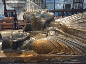 King John, Worcester Cathedral
