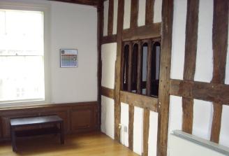 Commandery: Writing Room