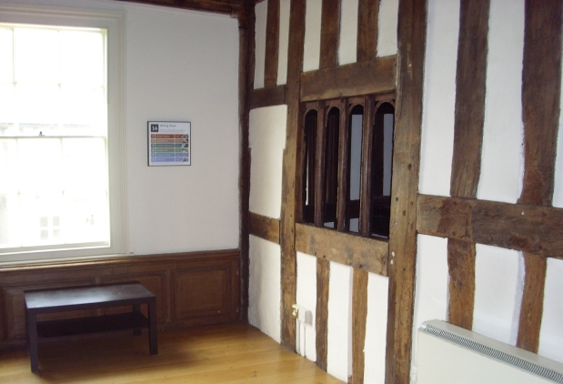 Commandery: Writing Room