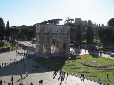Triumphal Arch ©A.Morton
