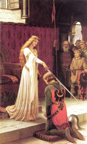 Accolade_by_Edmund_Blair_Leighton_-_complete