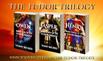 The Tudor Trilogy books