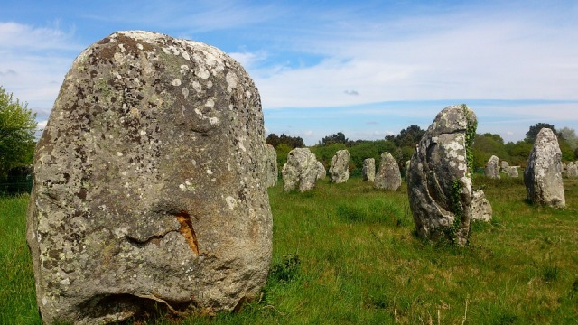 carnac-stones Brittany